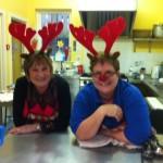 Harbottle Christmas cooks