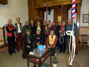 New Year bell ringing