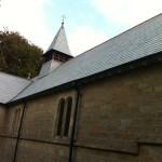 Hepple roof