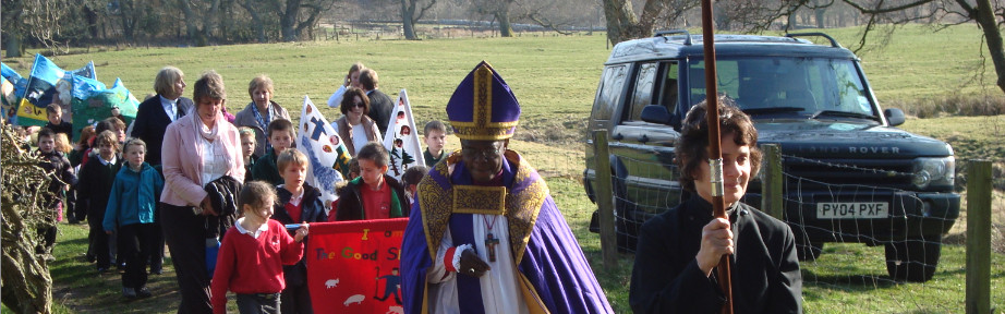 Archbishop of York at Holystone